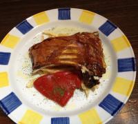 Gastronomía ansotana: cordero lechal ansotano