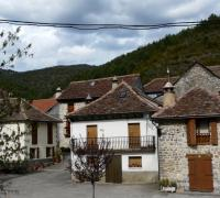 Patrimonio cultural parque natural valles occidentales: Casas de Fago