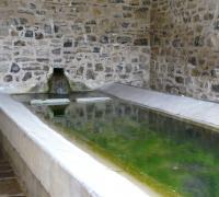 Patrimonio cultural parque natural valles occidentales: Lavadero de Fago