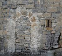 Patrimonio cultural parque natural valles occidentales: Iglesia Fago