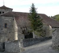 Patrimonio cultural parque natural valles occidentales: Iglesia de Fago