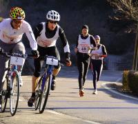 Triathlon en Ansó